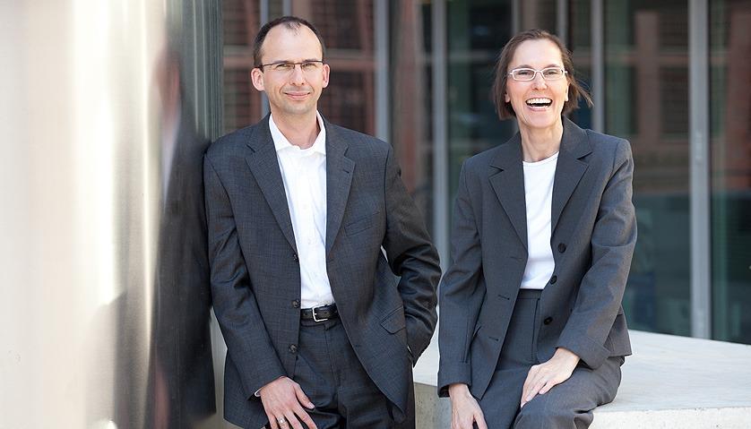 Solopreneurpaar Conta Gromberg