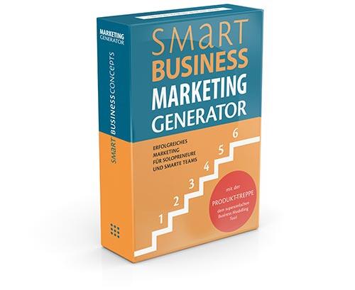 Smart Business Marketing Generator – Vollansicht