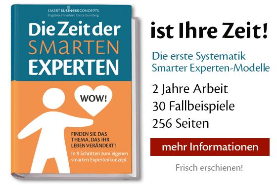 Buch - Die Zeit der Smarten Experten